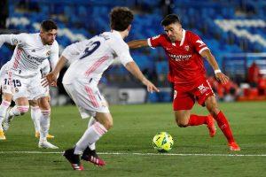 El Real Madrid rescata un punto insuficiente para el liderato