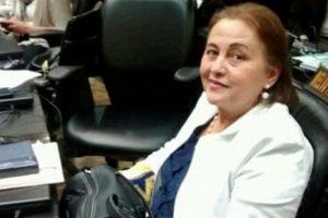 Diputada Yolanda Tortolero falleció por la COVID-19