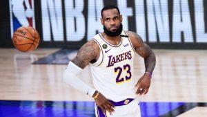 El Rey LeBron James anunció que no estará presente en Tokio 2020
