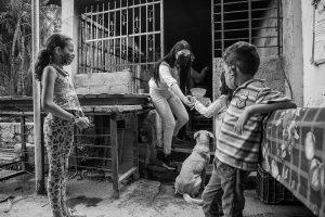 Miss Venezuela World trabaja para generar bienestar en una comunidad del estado Aragua