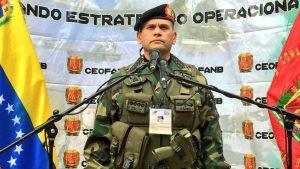 Twitter suspende la cuenta del comandante estratégico de la FFAA venezolana