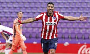 Luis Suarez seguirá siendo jugador del Atlético de Madrid