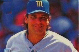 Muere el  ex manager del Magallanes Tim Tolman