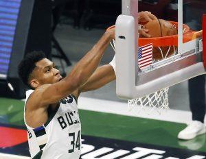 #NBA | Antetokounmpo pide ambición a los Bucks y no enfocarse en el pasado