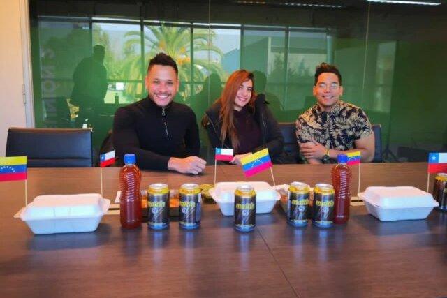El zuliano Carlos Lachmann firmó como presentador con un canal de Tv abierta en Chile