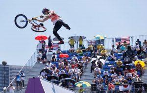 #JJOOTokio2020 | El venezolano Daniel Dhers logra la plata en BMX Freestyle
