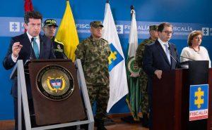 Colombia asegura que el atentado contra el presidente Duque se planificó en Venezuela