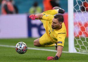 Donnarumma, mejor jugador de la Eurocopa