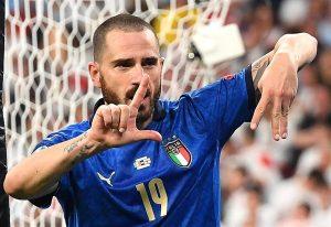 #Eurocopa   Bonucci lleva la final a la prórroga