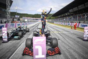 #F1 | Verstappen «tripite» y refuerza liderato con un «Grand Chelem»