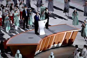#JJOOTokio2020 | Bach homenajea a los deportistas salidos de «la incertidumbre»