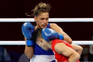 #JJOOTokio2020 | Boxeador Yoel Finol perdió ante el japonés Ryomei Tanak