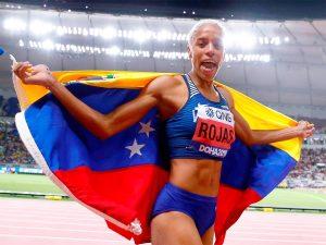 Yulimar comienza su accionar por el oro en Tokio 2020: Toda Venezuela con ella
