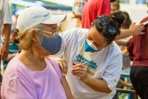 Alcaldía de Maracaibo activó nuevo centro de vacunación en Galerías Mall