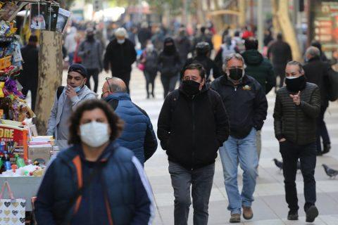 Chile, el país que mejor gestiona la pandemia de Latinoamérica, según sondeo