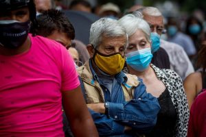 Mueren 14 personas más en Venezuela a causa de la COVID-19
