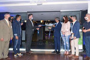 Willy Casanova inaugura Expo Feria Maracaibo Innova