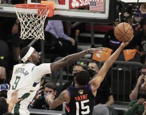 Los Suns logran su segunda victoria en las Finales de la NBA