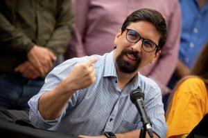 Freddy Guevara cumple tres semanas detenido sin poder recibir asistencia médica
