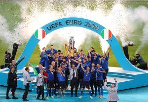 ¡ITALIA ES EL CAMPEÓN DE EUROPA!