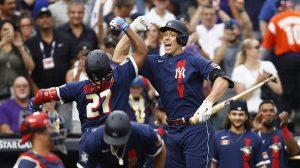 #MLB | La Liga Americana gana el Juego de las Estrellas por 8º año consecutivo
