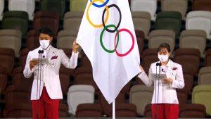Los capitanes de Japón pronuncian el primer juramento que abraza la inclusión