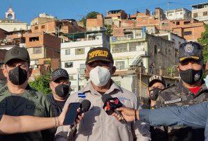 Más de 30 detenidos en operativo en la barriada más grande de Venezuela