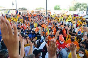 Partidos democráticos del Zulia suscribieron el Acuerdo de Salvación Nacional desde Maracaibo