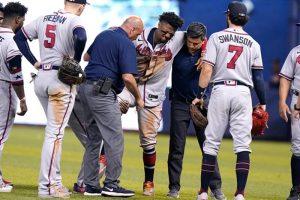 #MLB | Ronald Acuña Jr. se pierde el resto de la temporada