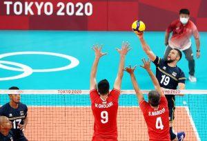 #JJOOTokio2020 | Venezuela cae ante Irán y se complica la clasificación en voleibol masculino
