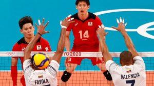 #JJOOTokio2020 | Venezuela choca estrepitosamente con el equipo anfitrión (3-0)