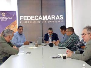 Primero Justicia Maracaibo y Fedecámaras Zulia mantuvieron encuentro este 02 de agosto