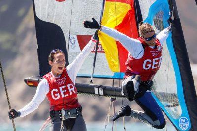 Alemania logra en Tokio el menor número de medallas desde Barcelona 92