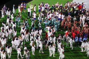 De Kijuma a Jacobs, los deportistas dicen adiós a los Juegos de la pandemia