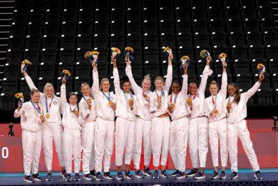 EEUU mantiene su hegemonía en el medallero olímpico con China a rebufo