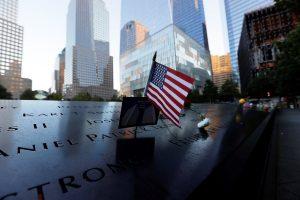 New York recuerda los atentados del 11S 20 años después con un solemne acto