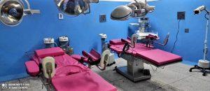 Omar Prieto instaló equipos médicos de última generación en el Hospital Materno Infantil «El Marite»