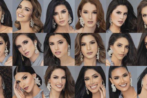 Comienzan votaciones por bandas interactivas del Miss Venezuela 2021