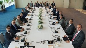 El diálogo venezolano afronta una tercera fase tras los primeros acuerdos