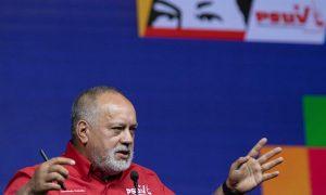 Diosdado Cabello liderará el comando de campaña chavista para elecciones de noviembre