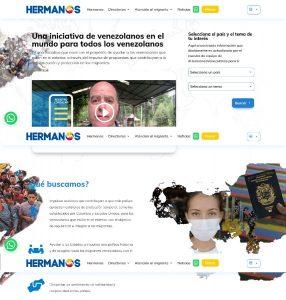 La oposición venezolana lanza una plataforma para apoyar a los migrantes