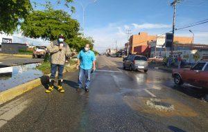 Alcaldía de Lagunillas activó plan de contingencia tras fuertes precipitaciones caídas en las últimas horas