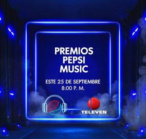 Llegó el gran día de la novena edición de los Premios Pepsi Music