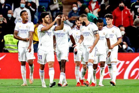 #LaLiga  | Real Madrid recupera el liderato y a Asensio