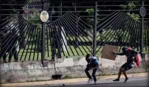 Condenado a 23 años de cárcel militar venezolano que mató a un manifestante