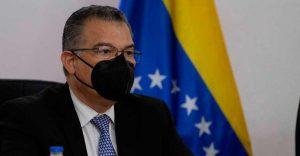 La observación de la UE para Venezuela está en jaque, dice rector electoral