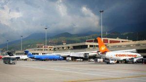 INAC restringe por 30 días más los vuelos internacionales desde y hacia Venezuela