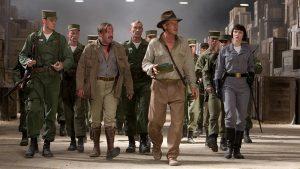 Harrison Ford aterriza en Sicilia para el regreso de Indiana Jones