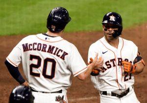 #MLB | Altuve y Correa dan a los Astros la ventaja en la Serie de Campeonato