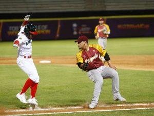 #WBSC   Venezuela Sub-23 se pone a un paso de la final del torneo